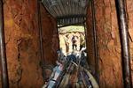 Quân đội đánh sập hầm thiếc thổ phỉ ở Đà Lạt