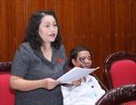Kỳ họp thứ 3, Quốc hội khóa XIII: Quốc hội thông qua 5 luật
