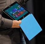 Microsoft thách thức iPad với máy tính bảng Surface