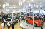 Sản lượng ô tô bán ra tụt về mốc năm 2007