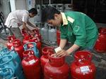 Tăng thuế nhập khẩu gas lên 5%
