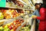 Giá tiêu dùng tại Hà Nội lại giảm
