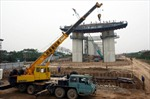 Không xây trạm thu phí tuyến sân bay Nội Bài - cầu Nhật Tân