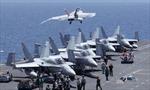 Mỹ đưa vũ khí 'khủng' đến Hoàng Hải tập trận