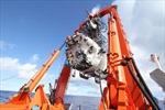 Tàu Trung Quốc phá vỡ kỷ lục lặn sâu 7.000 mét