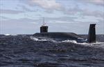 Nga trang bị tàu ngầm hạt nhân 'khủng' cho hải quân