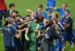 Kết thúc vòng tứ kết EURO 2012: Italia và con đường lịch sử