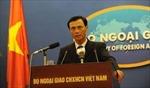 Yêu cầu Trung Quốc hủy bỏ ngay việc mở thầu sai trái