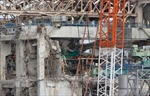 Nồng độ phóng xạ cao đặc biệt tại Fukushima 1