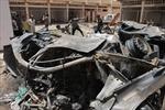 Đánh bom liên tiếp tại Iraq làm 60 người thương vong