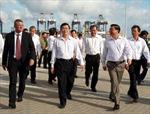 Chủ tịch nước thăm, làm việc tại Bà Rịa - Vũng Tàu