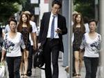 Tỉ lệ thất nghiệp ở Nhật giảm