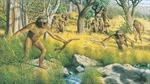 Phát hiện loài vượn người cổ ăn vỏ cây và gỗ