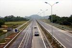 Thông xe đường cao tốc Cầu Giẽ - Ninh Bình