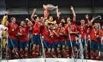 Tây Ban Nha với niềm vui chiến thắng