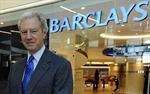 """Chủ tịch Barclays """"ra đi"""" sau bê bối lãi suất"""
