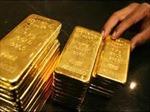 Vàng đứng giá tại châu Á