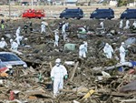 """Thảm họa hạt nhân Fukushima là """"do con người"""""""