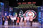 Bế mạc Liên hoan điện ảnh, truyền hình thể thao du lịch quốc tế Việt Nam 2012