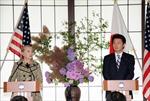 Nhật Bản và Mỹ cam kết thúc đẩy tái bố trí căn cứ quân sự