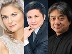 Hòa nhạc giao hưởng 'Bài ca Trái đất' tại Hà Nội