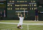 Oxfam ẵm trọn 100.000 bảng nhờ Federer