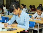 Thứ trưởng Bùi Văn Ga kiểm tra đột xuất các điểm thi