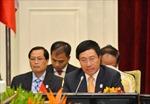 Bộ trưởng Ngoại giao ASEAN họp với các đối tác