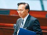 Chính quyền mới ở Hong Kong mất quan chức đầu tiên