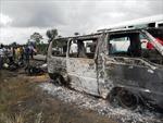 """""""Hôi"""" xăng, hơn 100 người Nigeria thiệt mạng"""