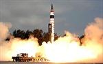 Ấn Độ phóng tên lửa đạn đạo có khả năng mang đầu đạn hạt nhân