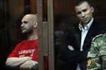 Y án chung thân hai tên đánh bom 'chợ Vòm' ở Nga