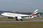 Emirates mở chuyến bay Moscow - Dubai - TPHCM