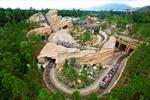 Trải nghiệm thú vị cùng 'Thung lũng gấu xám' ở Disneyland Hong Kong