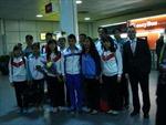 Gặp các vận động viên Việt Nam tập huấn tại Bradford