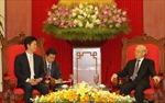 Lãnh đạo cấp cao tiếp thân mật Bộ trưởng Ngoại giao Nhật Bản