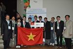 Việt Nam đạt thành tích cao tại Olympic Toán quốc tế