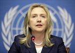 Báo Pháp đánh giá cao Ngoại trưởng H.Clinton
