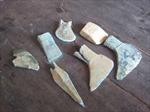Phát hiện cổ vật đồng ở Yên Bái