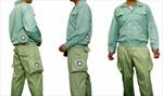 Lắp quạt điện trong quần