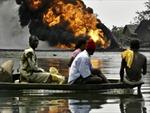 Nigeria phạt Shell 5 tỷ USD vì tràn dầu