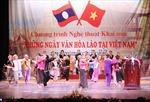 Kỷ niệm 50 năm  ngày thiết lập quan hệ ngoại giao Việt Nam – Lào:  Sắt son tình hữu nghị (*)