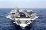 Mỹ đưa tàu sân bay tới vùng Vịnh