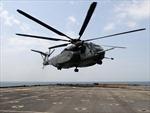 Máy bay của Hải quân Mỹ rơi tại Ôman