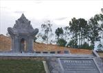 Khánh thành đài tưởng niệm liệt sỹ ngành giao thông