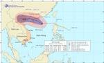 Bão số 4 có khả năng mạnh lên, Bắc Bộ và Thanh Hóa mưa lớn