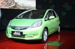 Honda sẽ lắp ráp mẫu Jazz Hybrid