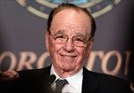 'Ông trùm' truyền thông Rupert Murdoch  từ chức