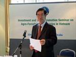 Tiềm năng hợp tác nông – lâm - thủy sản giữa Việt Nam và Australia rất lớn