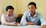 Cách chức một cán bộ công an trong vụ 2 phóng viên VOV bị hành hung